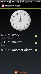 玩生產應用App|★ Alarm Clock ★ w/ Snooze免費|APP試玩