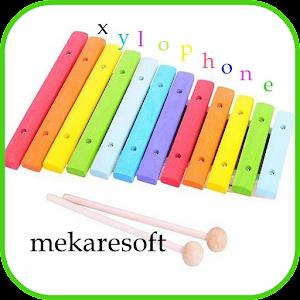 Çocuklar için ksilofon