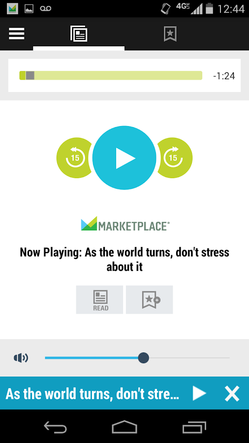 Marketplace - screenshot