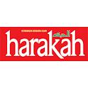 Harakah Daily logo