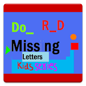 Missing Letters - Lite
