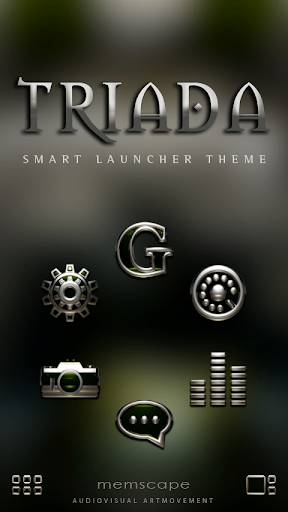 Smart Launcher Theme TRUADA