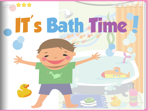 Bath Games for Kids