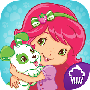 strawberry shortcake puppy dr   android apps on google play