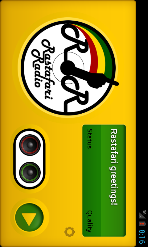 Rastafari Radio- screenshot