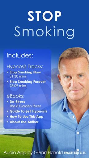 Stop Smoking by Glenn Harrold