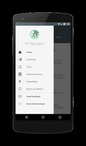 HF Navigator