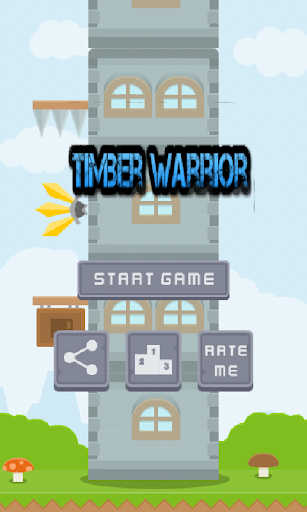 Timber Warrior War