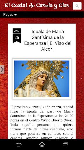 Actualidad Semana Santa CCYC