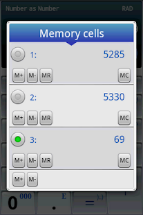 Easy Calculator Pro - screenshot thumbnail