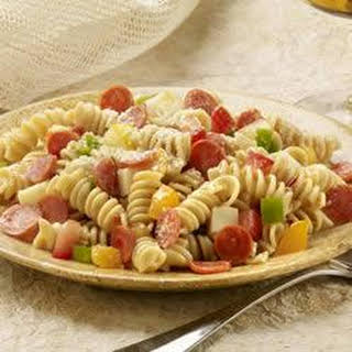 Peppy Pasta Salad.