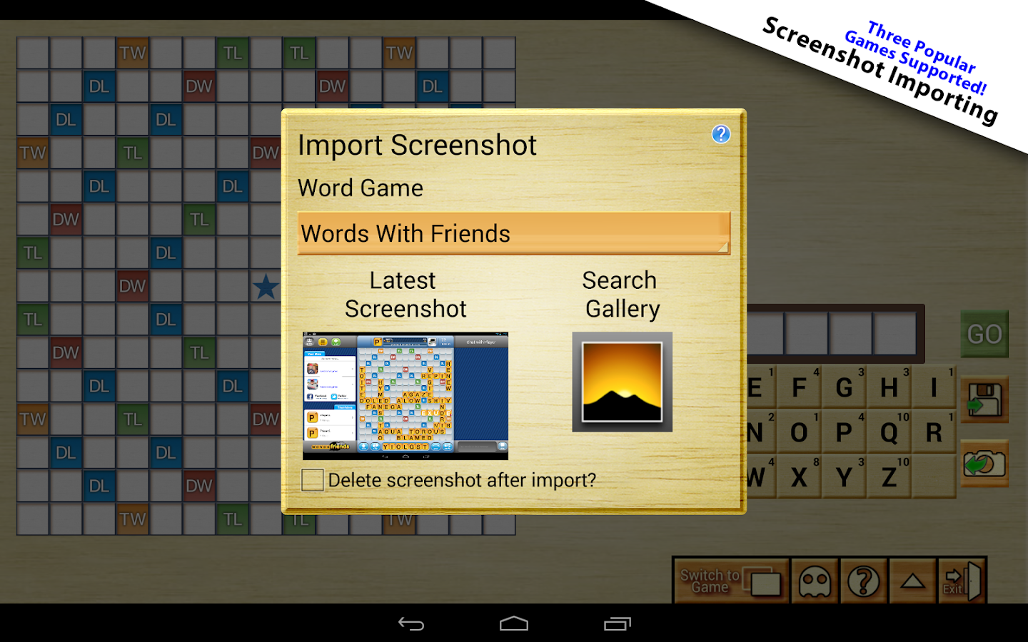 Word Breaker Full- screenshot
