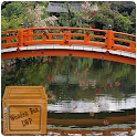 river bridge garden LWP icon