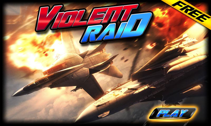 Violent Raid_Top Free Game - screenshot