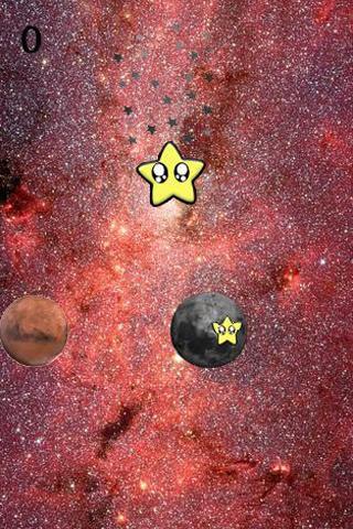 Galaxy Star Fall