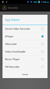 Secret Video Recorder screenshot