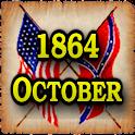 1864 Oct Am Civil War Gazette icon
