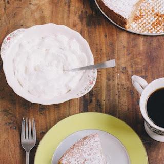 Tarta de Santiago Recipe, a Spanish Almond Cake