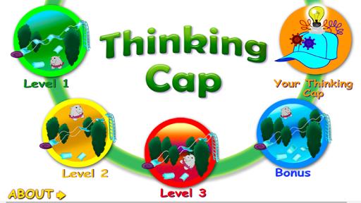 Thinking Cap Brain Game