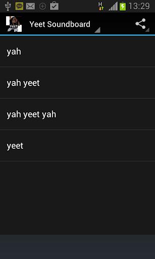 Yeet Dance Soundboard