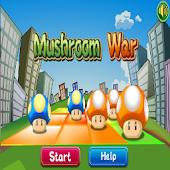 Mushroom as a Halloween gift