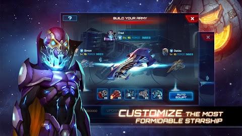 Galaxy Legend Screenshot 20