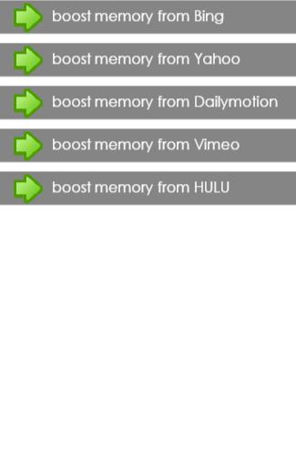boost memory