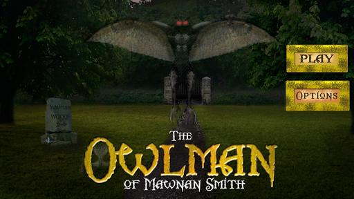 The Owlman Of Mawnan Lite