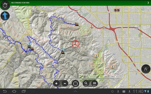 ViewRanger GPS & Trails - screenshot thumbnail