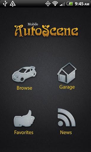 Mobile Auto Scene