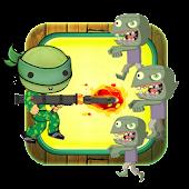 Turtles Rangers vs Zombies