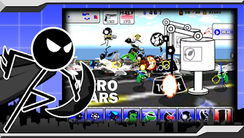 Screenshot of Hero Wars: BEGINS