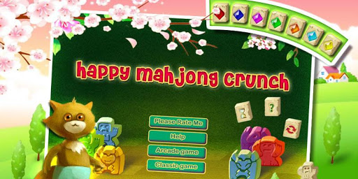 Happy Mahjong Crunch
