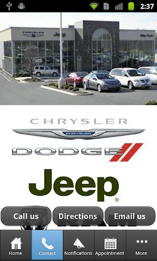 【免費商業App】Billy Craft Chrysler Dodge-APP點子
