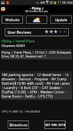 Truck Stops and Travel Plazas Screenshot 2
