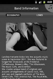 Caroline Ferrante - screenshot thumbnail