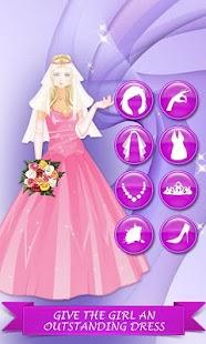 Wedding Salon - Dress Up