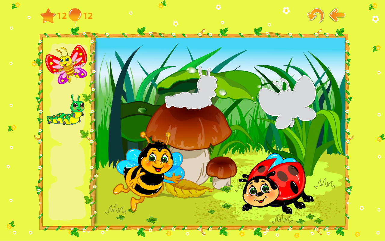 Animal puzzles for toddlers 1+ screenshot #6