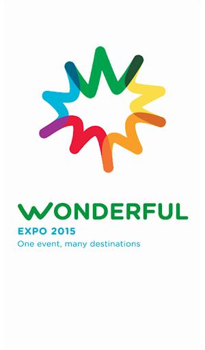 Wonderful Expo 2015