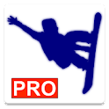 Ski Trace Pro - GPS tracker icon