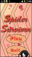 Screenshot of Spider Survivor +