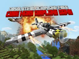 Screenshot of Absolute Block Plane Cube Wars