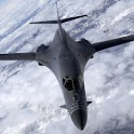 Strategic Bombers: B-1 Lancer logo