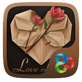 Love Letter GO Launcher Theme