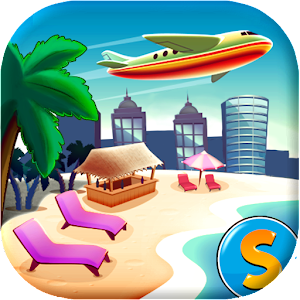 City Island: Airport icon do jogo