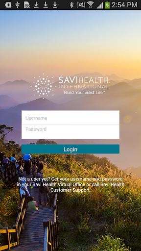 Savi Health Mobile