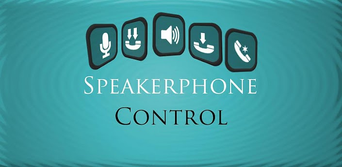 Speakerphone Control
