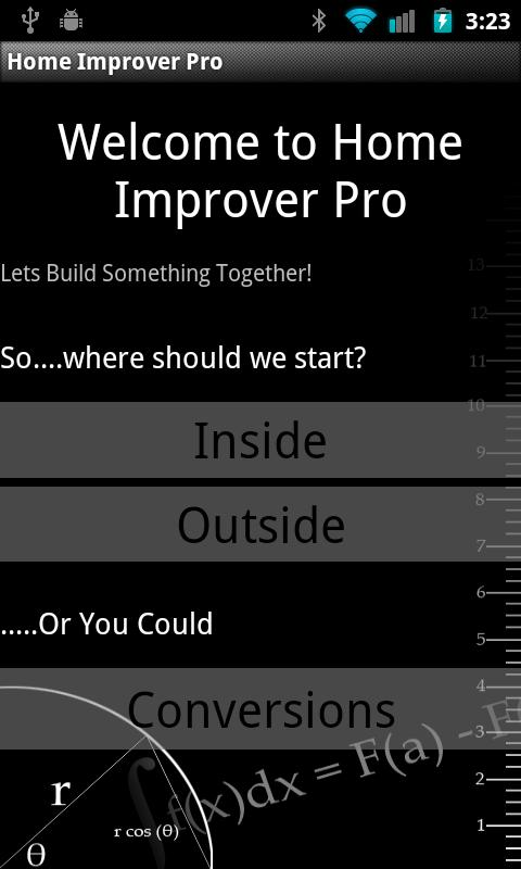 Home Improver Pro - screenshot