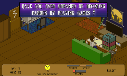 Let's Play Tycoon- screenshot thumbnail