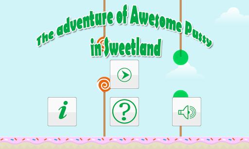 【免費賽車遊戲App】The Adventure of Awesome Pussy-APP點子